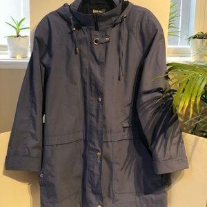 Fen Nelli Jacket with Detachable Hood
